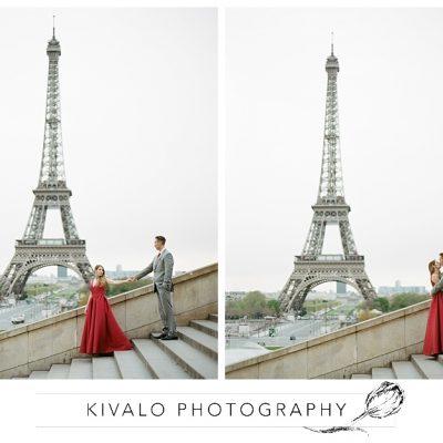 Engagement Photos Paris France