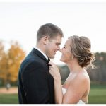 Fall New England Wedding