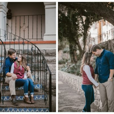 San Antonio Texas Engagement Photos