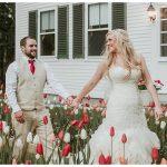 Lakeside Maine Wedding