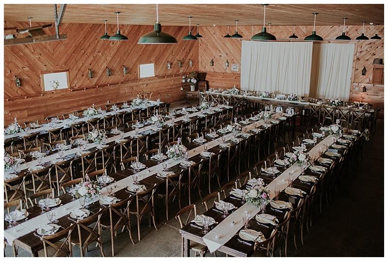 new england barn wedding