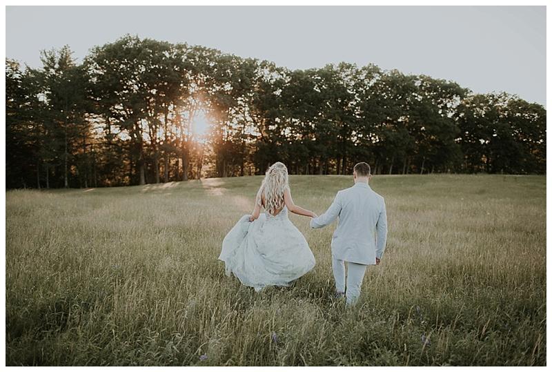 new england private estate wedding