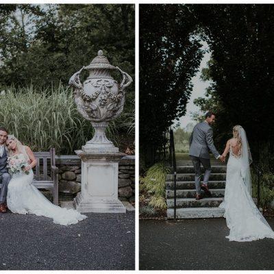 Tower Hill Botanical Garden Wedding
