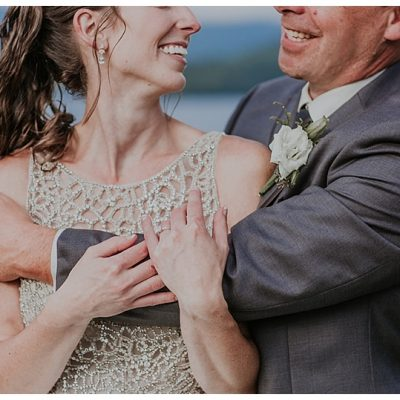 Moosehead Maine Wedding