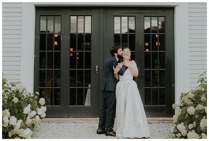 a photographers point of view barn at flanagan farm wedding