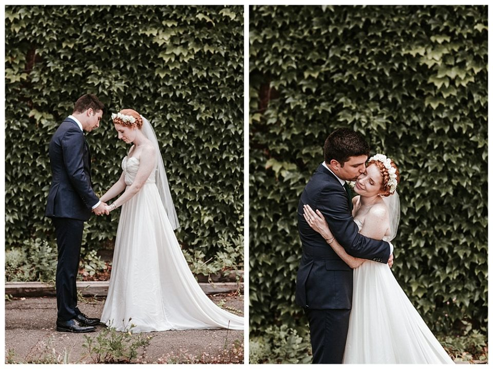 Private vows a 2019 wedding trend