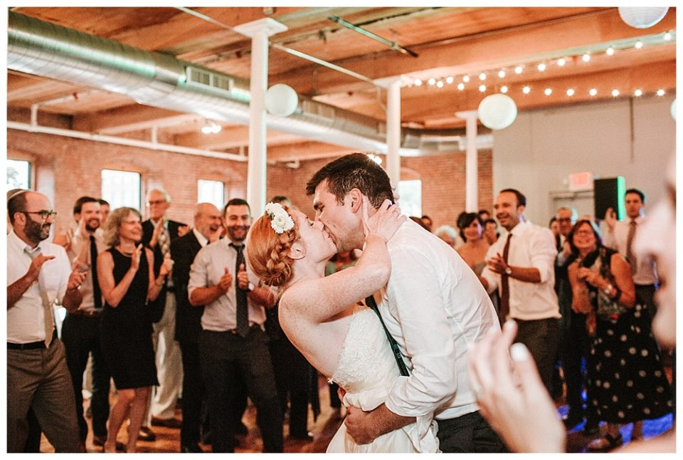 industrial mill buildings are the biggest wedding trend in 2019