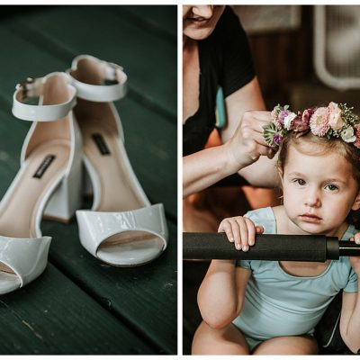 Maine Summer Camp Wedding || Camp Wigwam