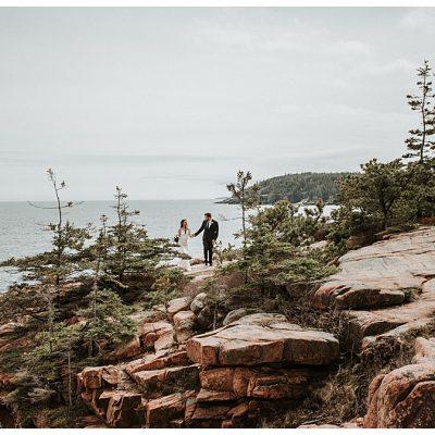 Acadia National Park Elopement